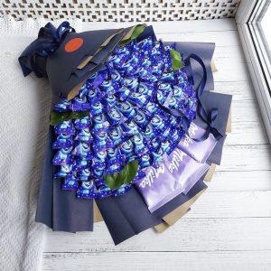 Букет из милки вей — Детские букеты